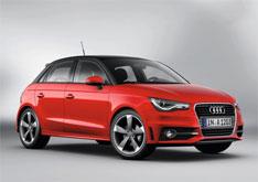 Audi выпустит пятидверную А1